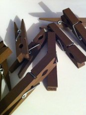 Custom Order Clothespins