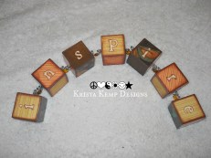 Inspire Baby Blocks-Always inspire others!