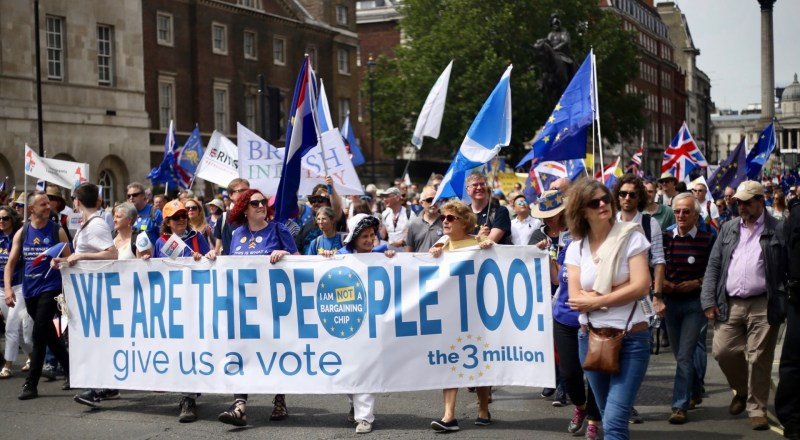 The moment democracy became 'undemocratic'