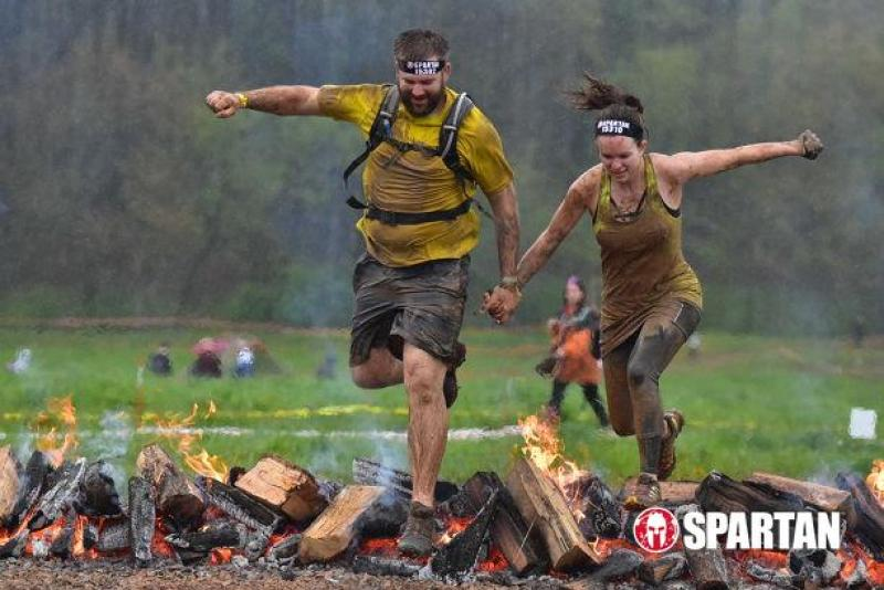 Spartan Race Sprint April 2018