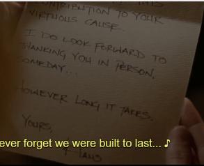 klaus letter to Caroline