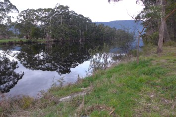 Huon reflections