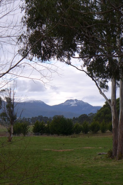 Sleeping Beauty Mountain, Huon, Tasmania