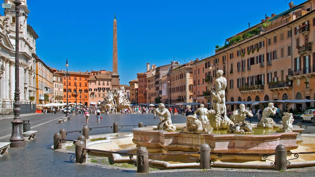 Image result for PIazza Navona