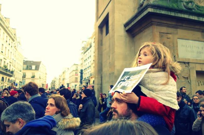 Paris - Je Suis Charlie