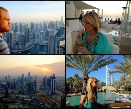Skybar in Dubai