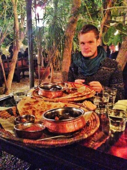 Oman Suwah dish