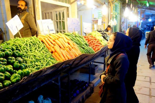 Buzy bazar Iran