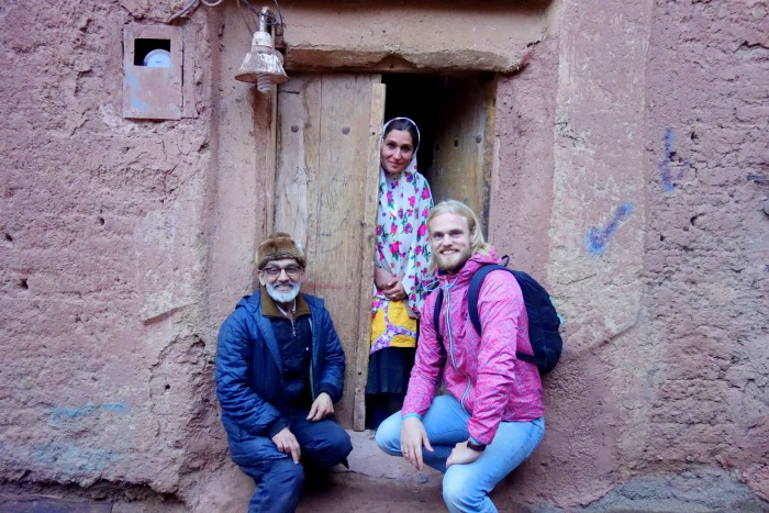 People of Abyaneh Village