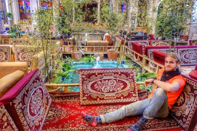 Historical house Kashan