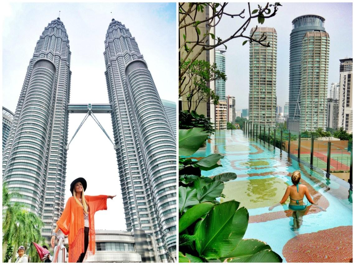 GTOWER hotel, luxury hotel in Kuala Lumpur, close to petronas towers