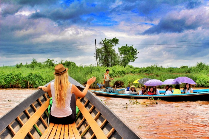 inle lake beauty
