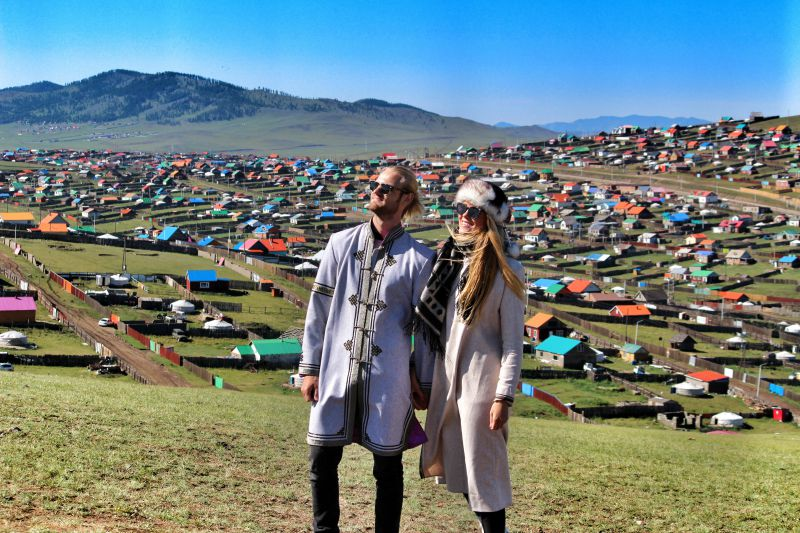 Erdenet mongolia