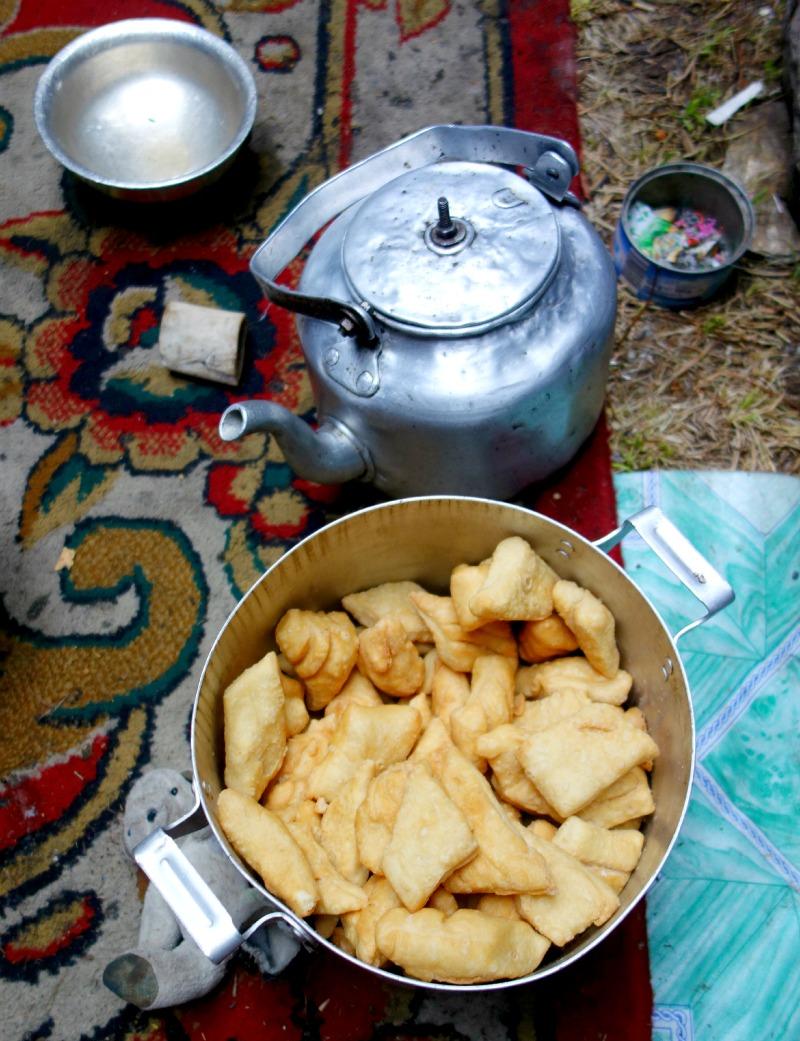 Food Tsaatan Nur