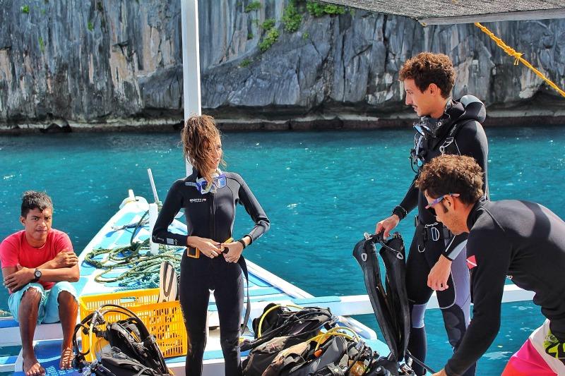 Palawan divers2