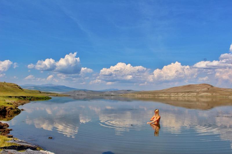 Tsaatan nur lake