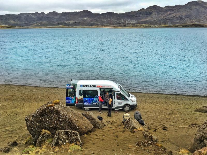 Kleifarvatn Iceland df