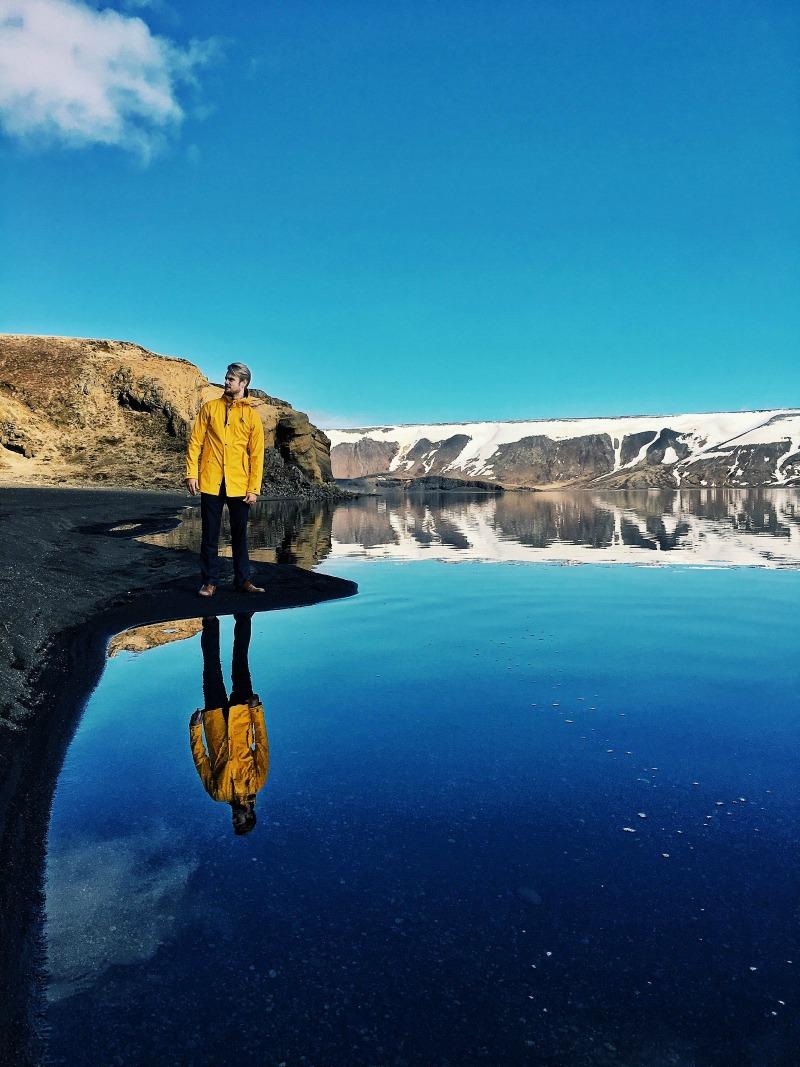 Kleifarvatn Iceland er
