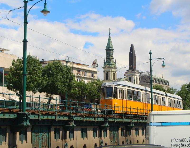 Sightseeing Budapest 1r