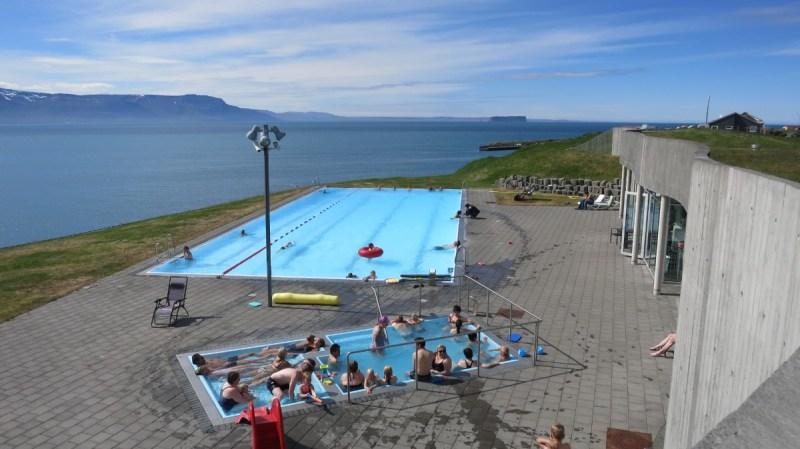 Hofsós Swimmingpool