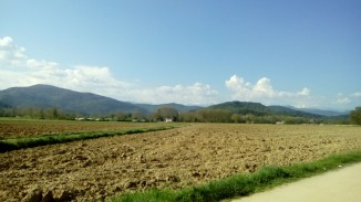 cycle to Les Preses-Olot (1)