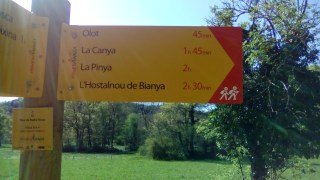 cycle to Les Preses-Olot (3)