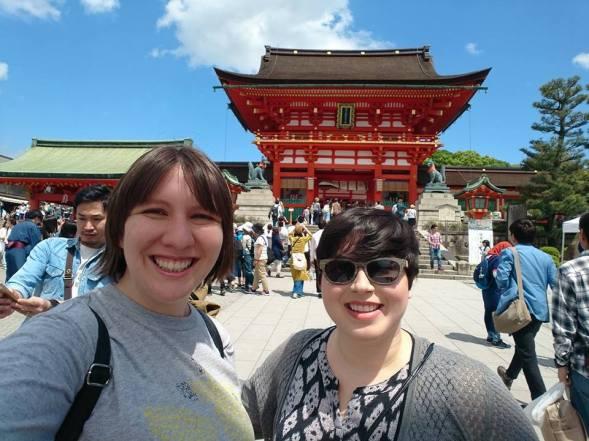 The Main Inari Shrine