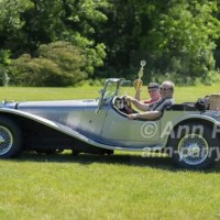 Antique Car Show at Old Westbury Gardens 2016