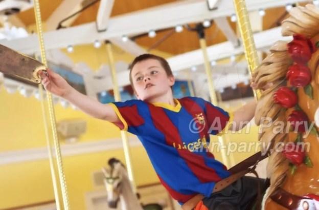 2012 Nunley's Carousel Turns 100