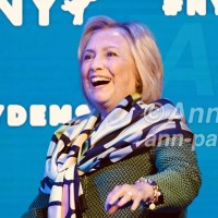 Hillary Clinton Returns to Hofstra to Speak at NYS Democratic Convention