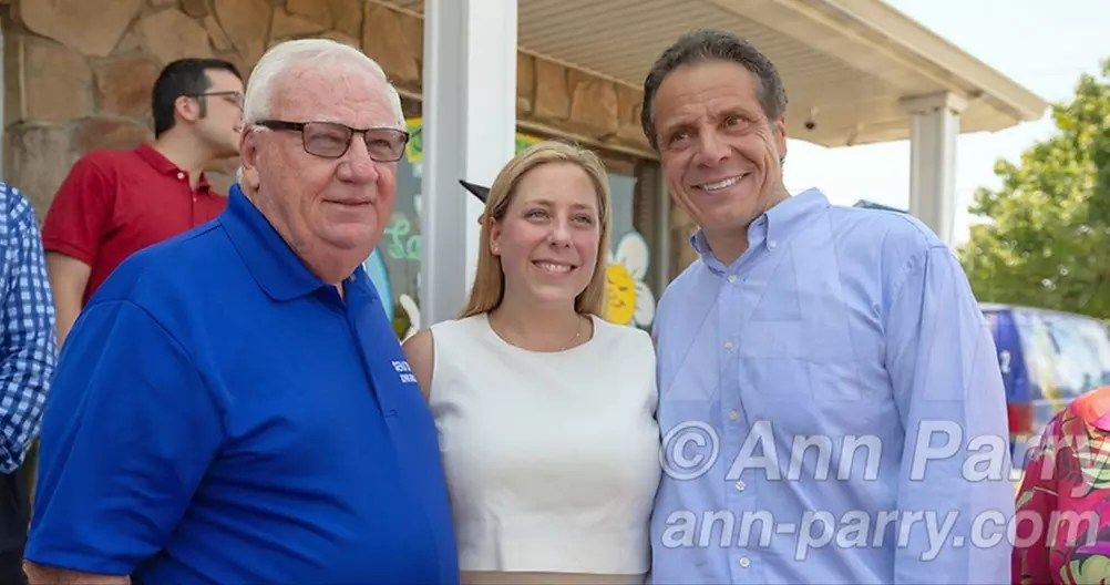 Gov. Cuomo Endorses Liuba Grechen Shirley for Congress