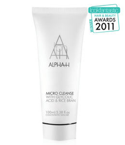 Alpha-H Micro Cleanse Exfoliator Review