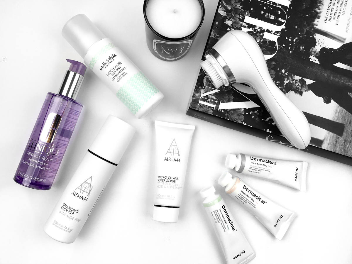 Best ever face cleansers