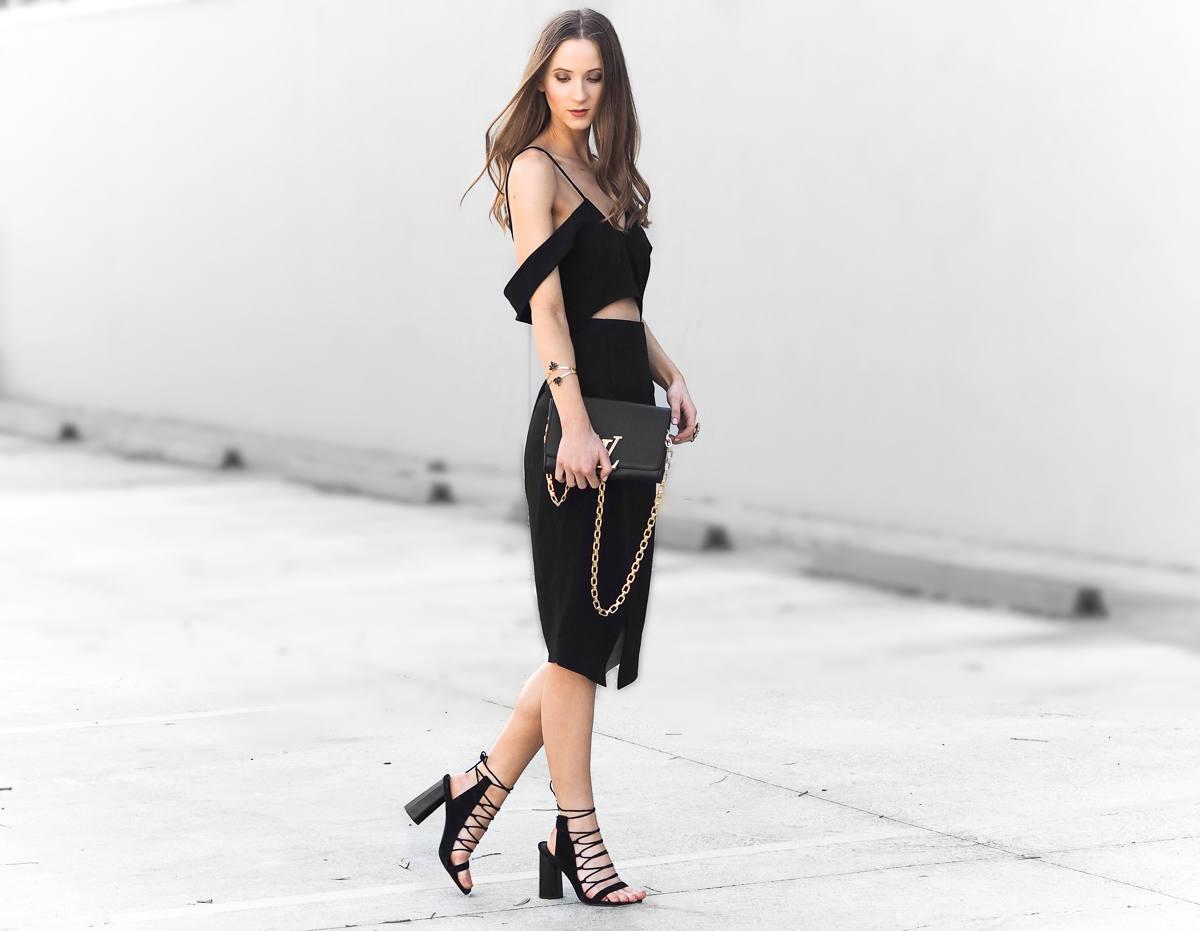 Talulah Elevation Midi Dress