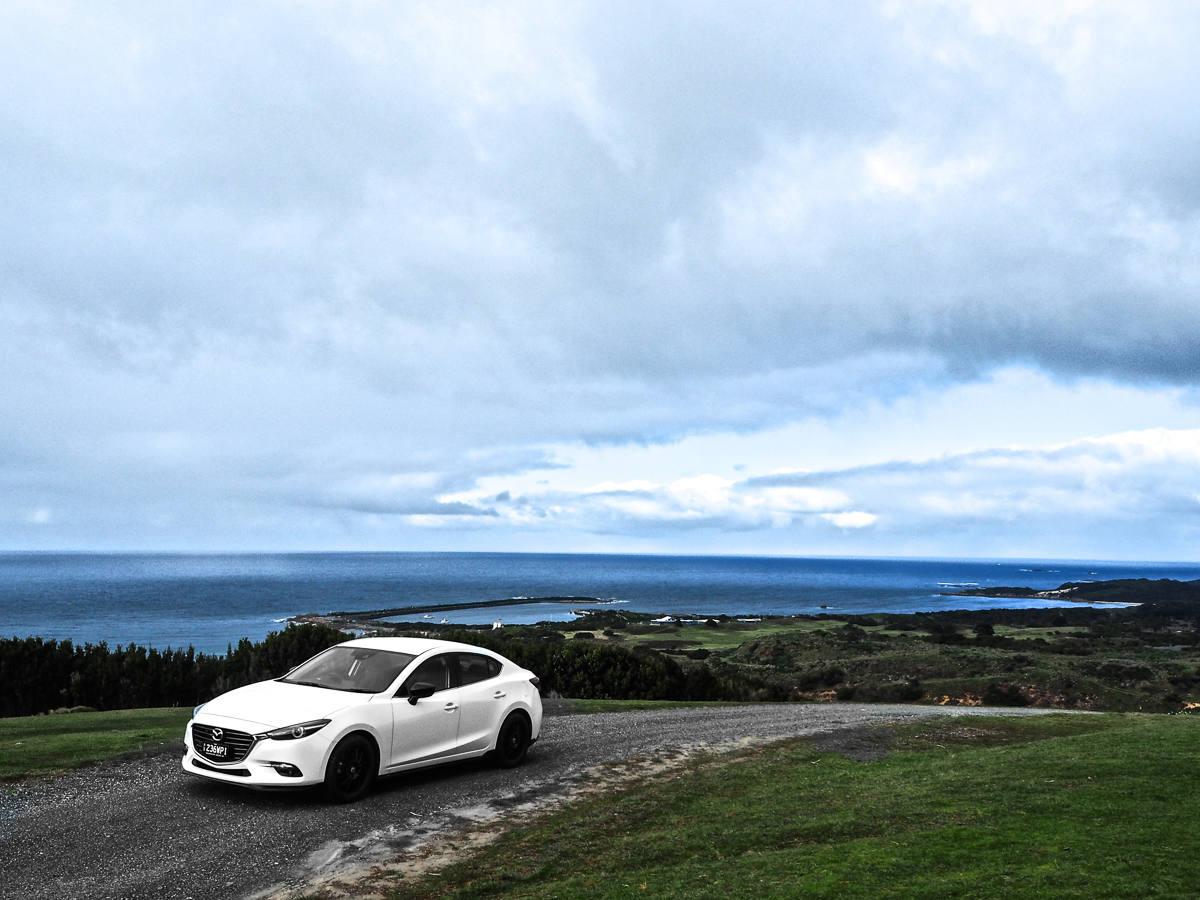 Mazda 3 King Island
