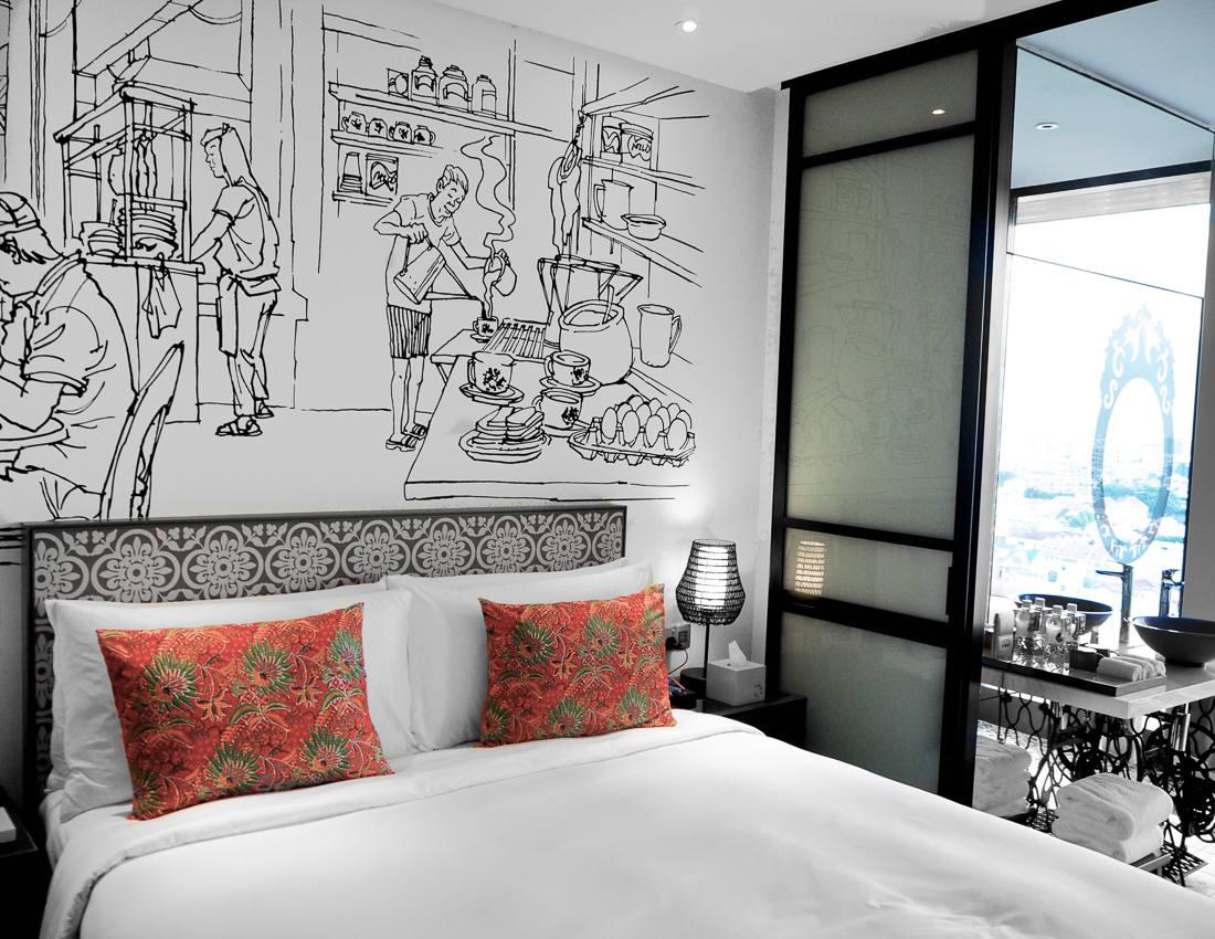 Singapore City Guide Hotel Indigo Katong Rooms