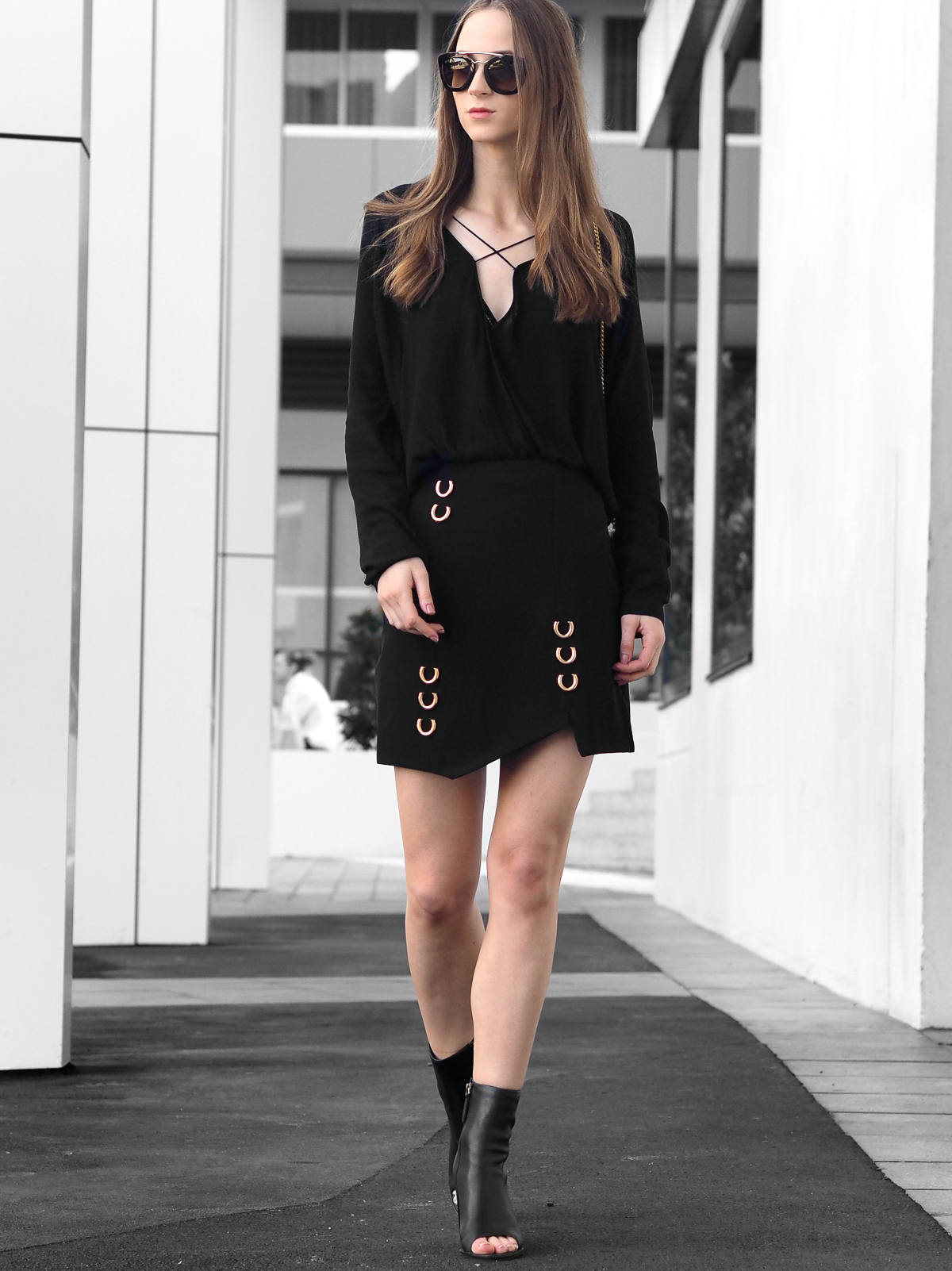 Best Statement skirts fashion blogger