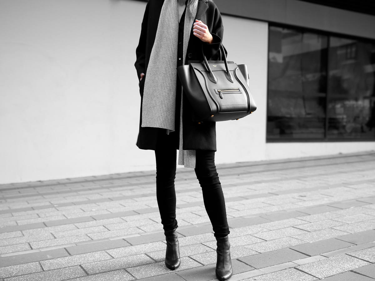 Everlane The Cocoon Coat blogger outfit