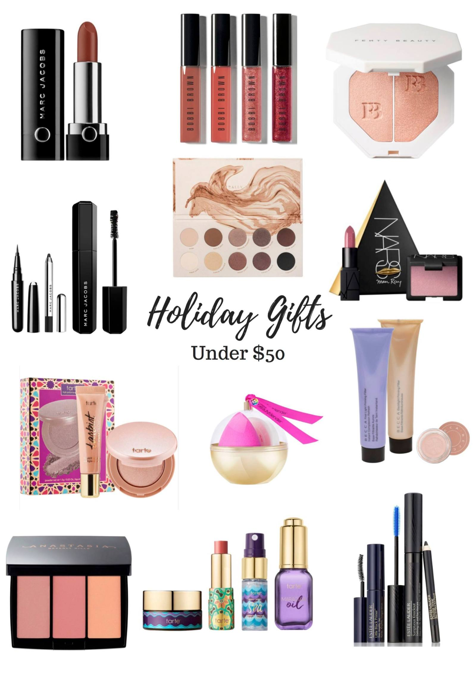 Best Holiday Beauty Gifts Under $50