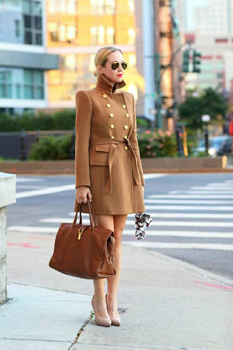 Designer bag street style fashion outfit