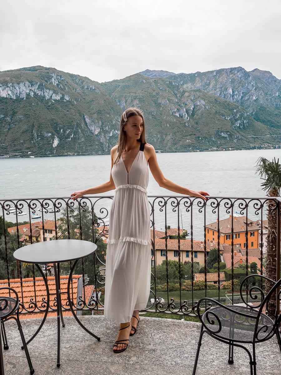 Hotel Belvedere Bellagio Lake Como Italy