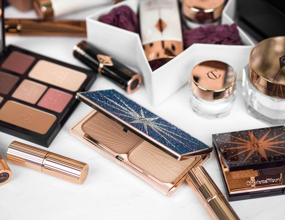 Charlotte Tilbury Filmstar Bronze and Glow Palette Limited Edition