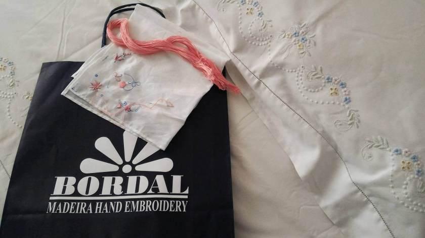 Os Segredos do Bordado Madeira - Workshop