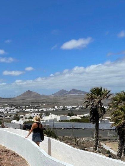 Lanzarote itinerary