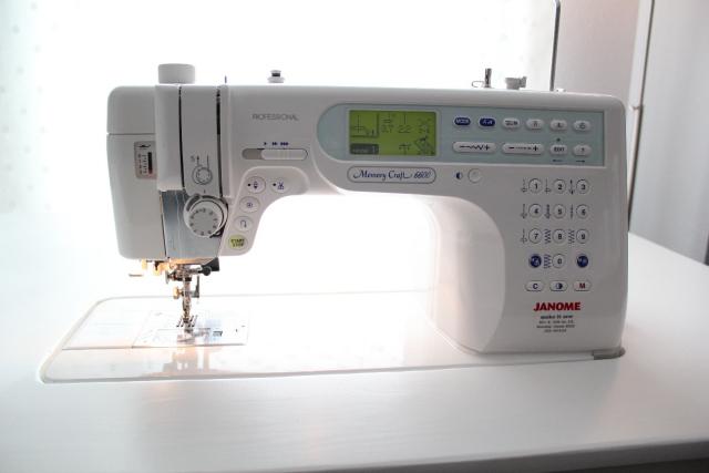 Janome MC 660P