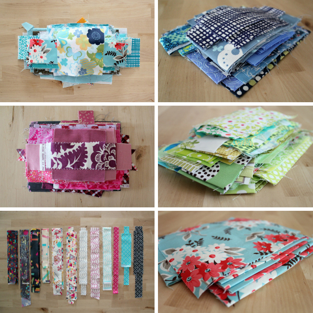 Scrap Bundles | from Marta with Love