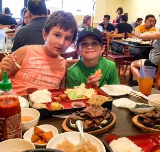 Korean Barbecue!