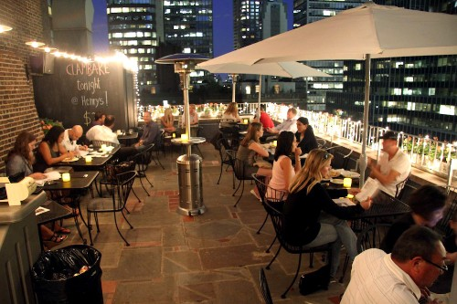 New York City's Best Hotel Rooftop Bars