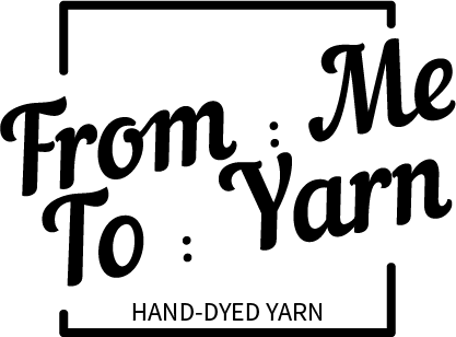 From Me To Yarn company logo