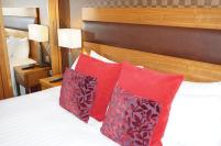 Bedding at the Leopold Hotel Sheffield